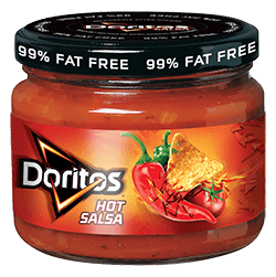 DORITOS® Hot Salsa